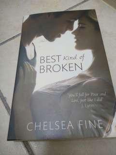 Chelsea Fine Best Kind of Broken