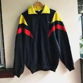 Tricolor Oversized Jacket