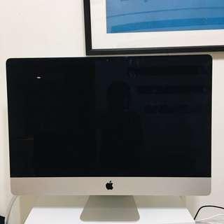 27吋 iMac 蘋果桌上型電腦 升級為1TB SSD固態硬碟、32GB記憶體⚠️限面交⚠️
