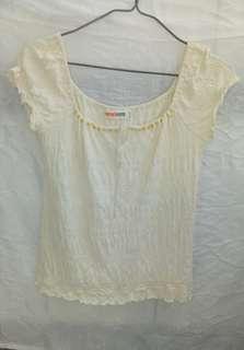 女裝上衣胸闊31吋…長20吋半…6元   藍田地鐵站交收