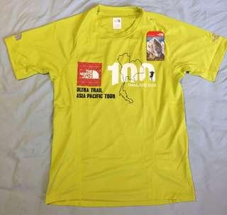 North face event tee
