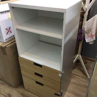 🚚 Document Storage Cabinet Drawer Rack (60x50x128 cm)