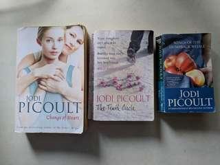 Jodi Picoult 3 buku
