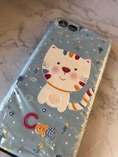 iPhone 7/8 cute cat phone case (protective)