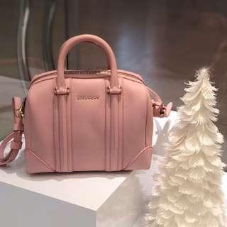 🌈Superb Deal!🌈 Givenchy Lucrezia Mini in Baby Pink Calfskin GHW