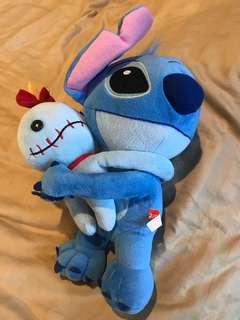 Lilo & Stitch soft toy