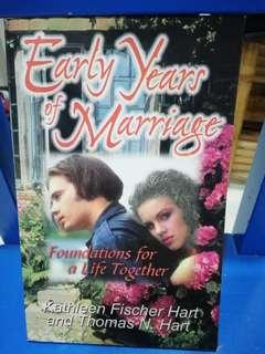 Early years of marriage