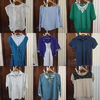 Shirt / blouse / polo / atasan wanita