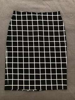 Checkered Skirt (14)