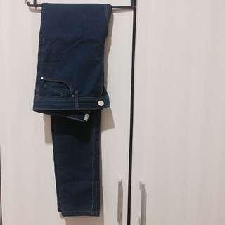Stradivarius Cordoray Jeans (HIGH WAIST)