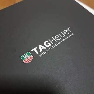 Tag Heuer inner and outer box new