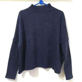 H&M sweater navy
