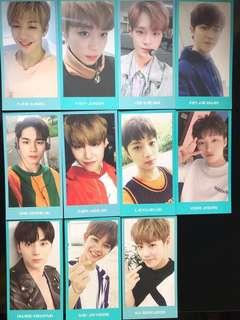 WANNA ONE OFFICIAL PC FROM WANNABLE KIT