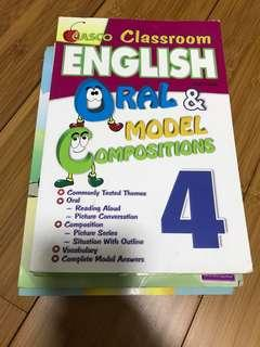 English oral and model composition