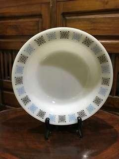 Pyrex Wexford Soup Plate
