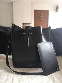 100% real Mansur Gavriel Bucket Bag