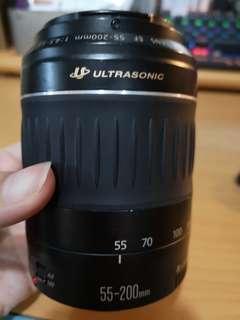 Canon EF 55-200mm F4.5-5.6 Ⅱ USM