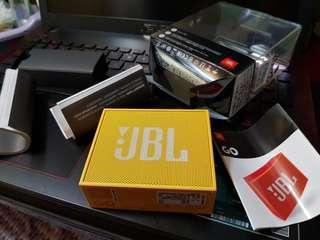 JBL GO 99%New