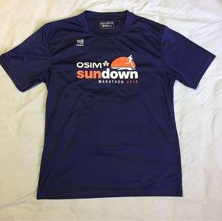 Sundown finisher tee