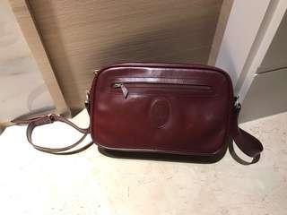 Cartier 側背包(已降價)