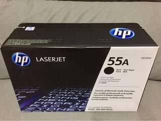 🚚 HP LaserJet 55A/CE255A 原廠黑色碳粉匣