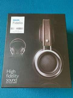 Philips Fidelio X1 鑑聽級耳筒