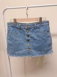 🚚 牛仔褲裙 極新~