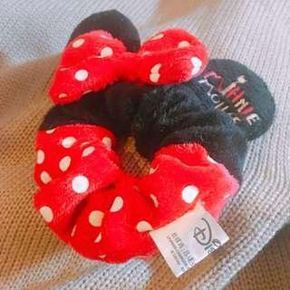 🚚 迪士尼米妮造型髮圈