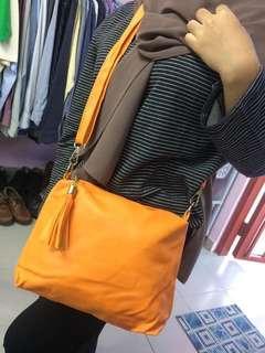 Ladies sling bag 3 color