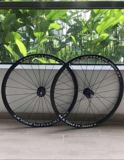 🚚 <AVAILABLE> PIZZ VELOCITY WHEELSET