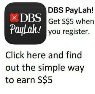 DBS Paylah