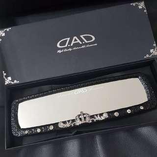 mirror dad crown diamond