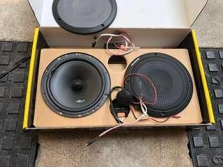 WTS full set audio system