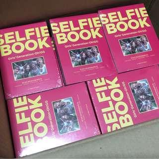 Girls' Generation-Oh!GG Official Selfie Book