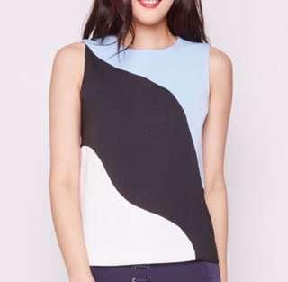 🚚 [MDS] Alessia Top In Blue