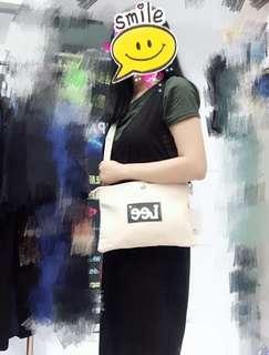 日版 Lee 袋  shoulder bag 包郵