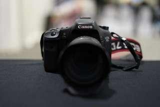 Canon 7D, 17-50 f2.8 & 18-135 f3.5-5.6