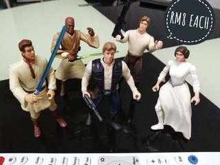 Star wars figure vintage