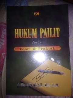 Hukum Pailit dalam teori dan praktek