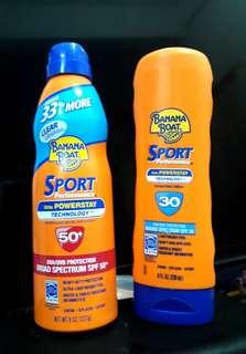 """""""Sunscreen protection"""""""