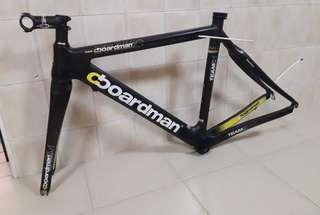 Boardman team carbon frameset