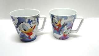 $58一套兩隻 迪士尼 唐老鴨杯 Disney Donald Duck