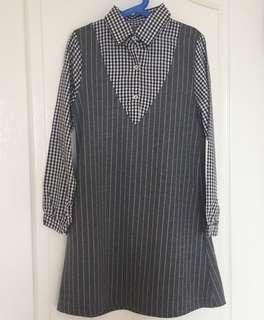 🚚 西松屋140公分女童洋裝