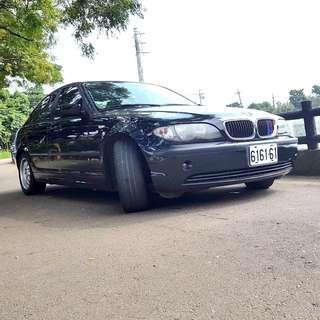2004 BMW E46 318i
