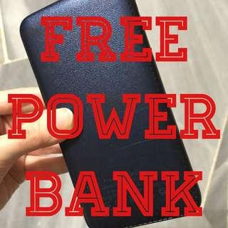 Free‼️power bank giveaway (reserved) #singles1111