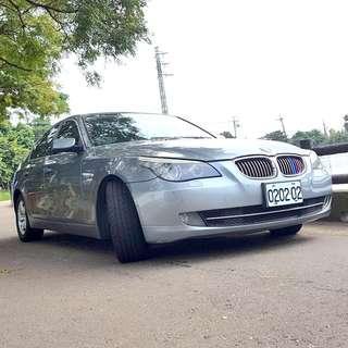 2008 BMW E60 523i