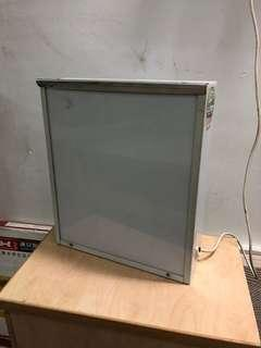 Vintage Doctor Clinic X-Ray Film Holder
