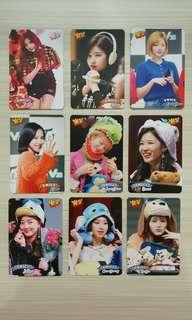 "TWICE ""YES!"" Photocards"