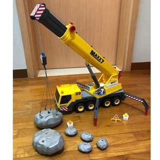 Playmobil 4036 Heavy Duty Mobile Crane