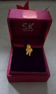 999 Pooh Pendant